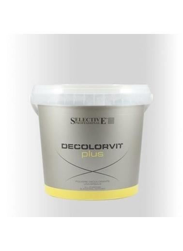 Selective Selective Professional Decolorvit Plus Beyaz Toz Açıcı 1500 Gr Renksiz